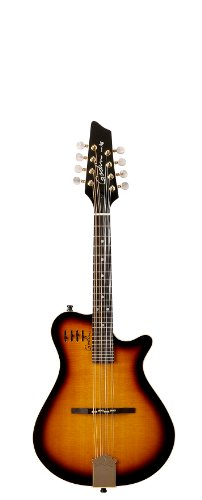 Godin A8 Two-Chambered Electro-Acoustic Mandolin (Cognac - Mandolin A8