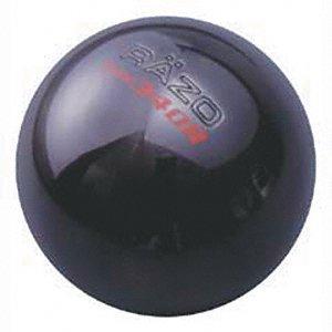 Razo RA25A Aluminum Round Onyx Manual Shift Knob - Pack of 1