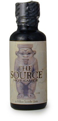 The Source Hot Sauce, 1 fl oz by 7.1 Million Scoville Units