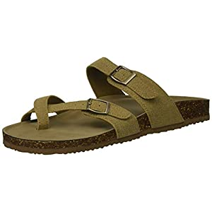 Madden Girl Women's Bryceee Toe Ring Sandal