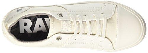 G-star Raw Women Sneaker Plateau Sneaker Bianco (bianco)