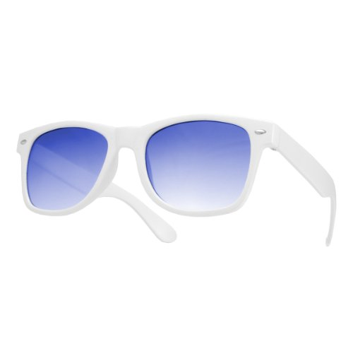 hombre blue sol 4sold lensses white para de Gafas 8wHY8qxIBg