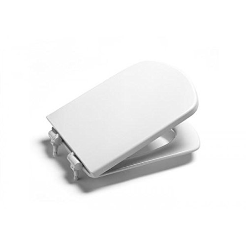 Roca laura replacement wc toilet seat with standard hinges for Roca dama senso