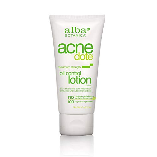 (Alba Botanica Acnedote Maximum Strength Oil Control Lotion, 2)