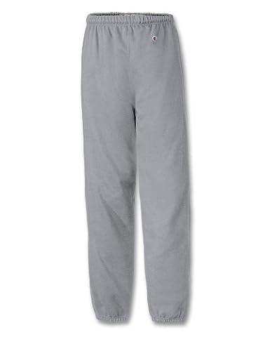 Hanes P049 Reverse Weave Pant Size - Large - Oxford Grey - Champion Oxford Sweatpants