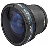 0.18x Wide Angle Fisheye Lens With Macro lens For The Canon Powershot S5 IS S3 IS S2 IS, Digital Camera Tube Adapter Included
