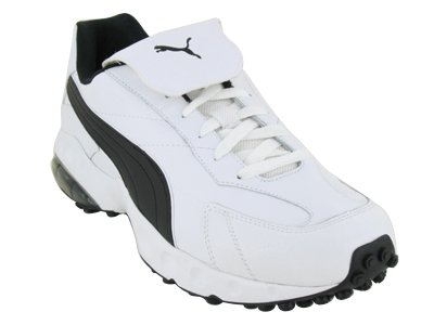 1a5d2757a709 PUMA Men's DIAMOND STRATEGIST II BASEBALL CLEATS 10 (WHITE/BLACK):  Amazon.ca: Shoes & Handbags