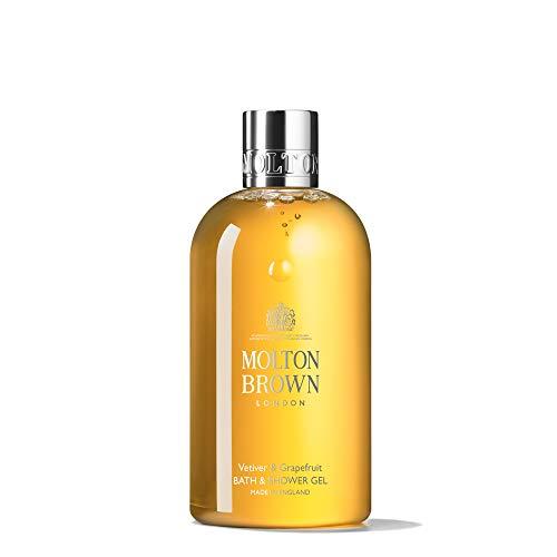Molton Brown Bath & Shower Gel, Vetiver & Grapefruit, 10 oz.
