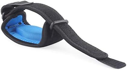 Supvox Verstellbare Ellenbogenbandage Sportschutzbandage mit Kompressionspolster für den Sport