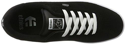 Etnies The Scam Ws - Zapatillas de casa Mujer Negro (Black/White)