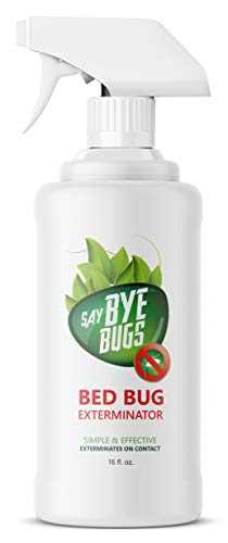 The 10 best say bye bugs spray