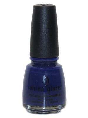China Glaze Bahama Blues Nail Polish - Bermuda Breakaway - 0.5 oz