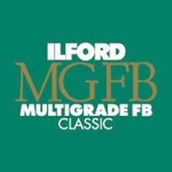 Ilford Multigrade FB Classic Paper (Glossy, 8 x 10'', 250 Sheets) by Ilford