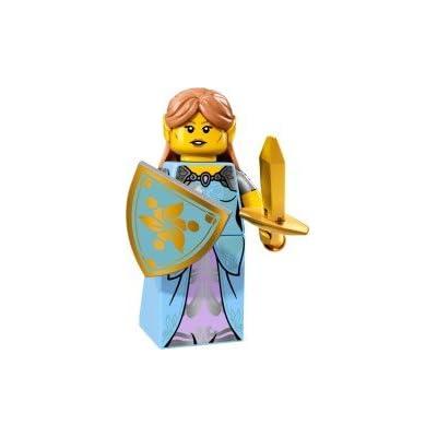 LEGO Collectible Minifigures Series 17 71018 - Elf Girl [Loose]: Toys & Games