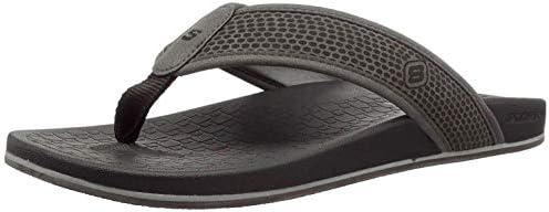 Athletic Works Men's Memory Foam Thong Sandal Skechers Flip