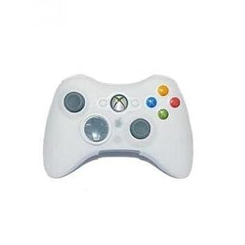 Cuisine & Maison Housse de peau blanche de Souked en silicone pour Xbox 360 Controller BC SKUSKDPOA0007759