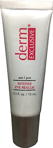 Derm Exclusive Intense Eye Rescue .5 oz by Derm exclusive