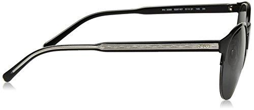 Black Sonnenbrille Shiny PH3099 Polo Semi nw4Cq77I