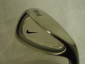 Nike Silver Mid Iron (Graphite, Junior) Kids Golf Club New 001 Nike Golf