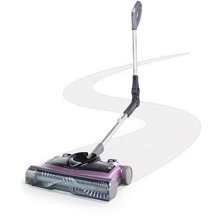 Shark V1950 Cordless Floor and Carpet Cleaner, Lavender (Renewed) (V2950 Shark Sweeper)