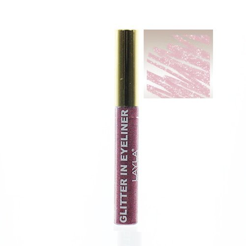 (Layla Cosmetics Glitter In Eyeliner No. 3, 0.5 Ounce by Layla Cosmetics )