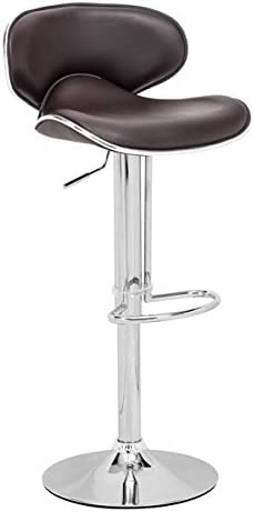 Zuo Fly Bar Chair, Espresso