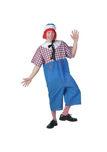 Costume Storybook Day Ideas (Raggedy Andy Costume - Standard - Chest Size)