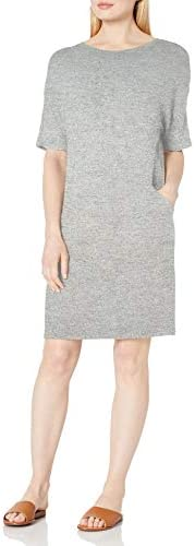 Amazon Brand - Daily Ritual Women's Cozy Knit Seamed Pocket D