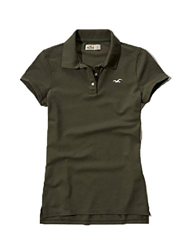 hollister-womens-slim-fit-polo-shirt-xs-olive