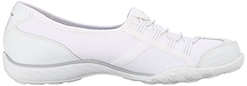 Weiß Life Sneakers Breathe Easy nbsp;Good Damen Skechers Wht Bpwqg1Yn