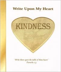 Write upon my heart