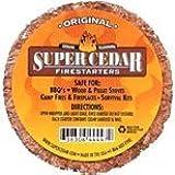 SUPER CEDAR FIRESTARTERS - 36 count