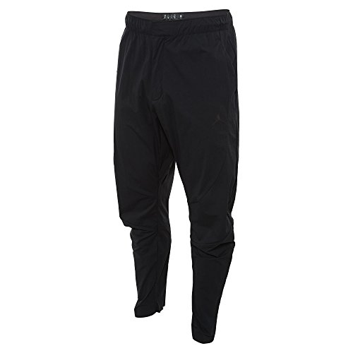 Nike Mens Jordan Tech Fleece Woven Sweatpants Black 860362-010 Size X-Large by NIKE