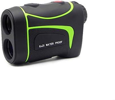 400m Laser Rangefinder Pin Seeker w/ Slope White/Black