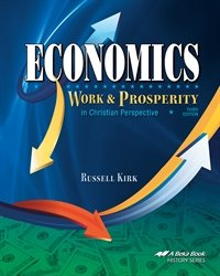 economics work and prosperity a beka buyer's guide for 2019