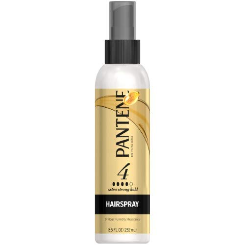 Pantene Pro-V Stylers Non-Aerosol Hairspray - Extra Strong Hold (Pack of 2)