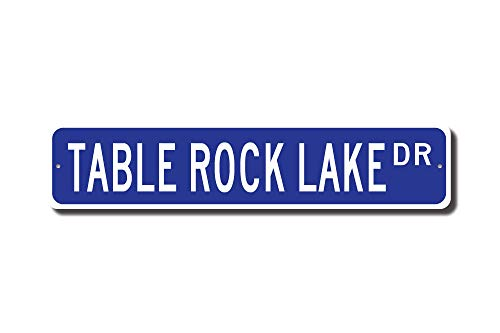 Table Rock Lake Table Rock Lake Sign Missouri Lake for sale  Delivered anywhere in Canada