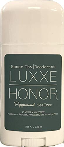 (Honor Thy | Deodorant (Peppermint Tea Tree))