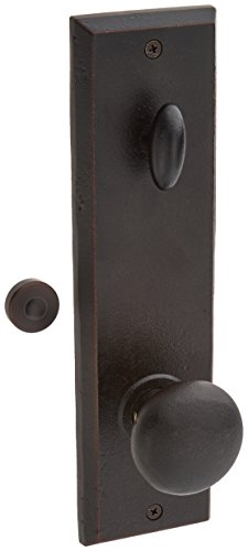 Weslock 07905--F10020 Greystone/Rockford Interior Entry Handle, Oil-Rubbed Bronze (Bronze Rubbed Oil Weslock)