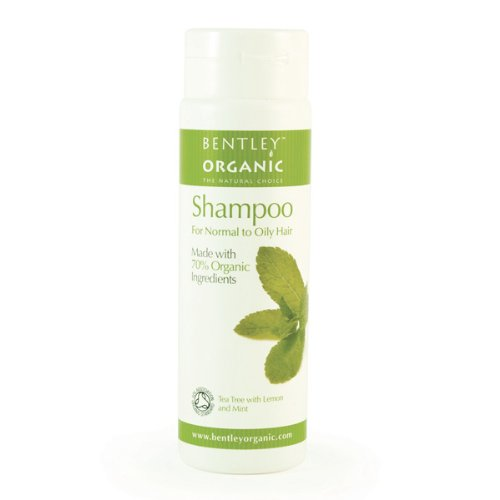 Bentley Organic Shampoo for Normal to Oily Hair 250ml