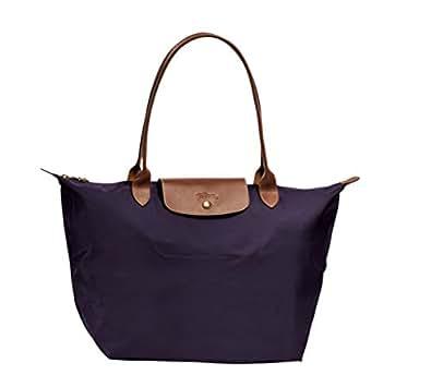 a53a9486dc835 Le Pliage Shoulder Bag In Bilberry  Amazon.es  Zapatos y complementos