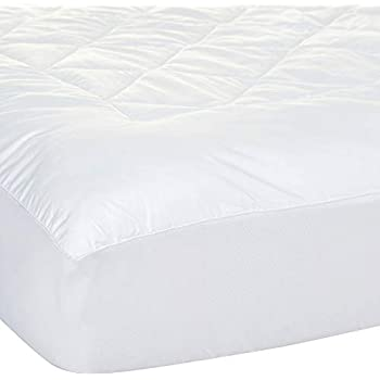 Amazon Com Beautyrest Coolmax Mattress Pad King White