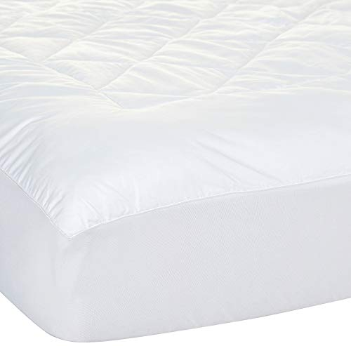 Beautyrest Coolmax Mattress Pad King White