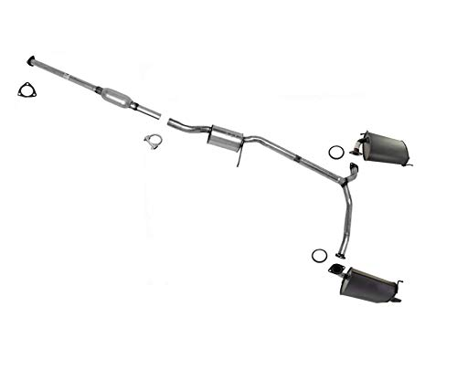 02 honda accord exhaust system - 8