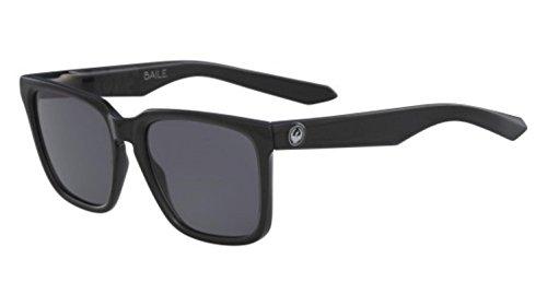 - Sunglasses DRAGON DR BAILE 001 JET BLACK WITH SMOKE LENS