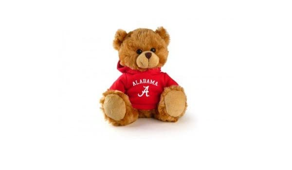 a4dbd679ee3 Amazon.com  University of Alabama 6 Plush Teddy Bear by Plushland  Toys    Games