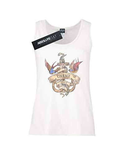 Camiseta Sin Blanco Mangas Nautical Spirit Drewbacca Mujer wqC6FIxqt