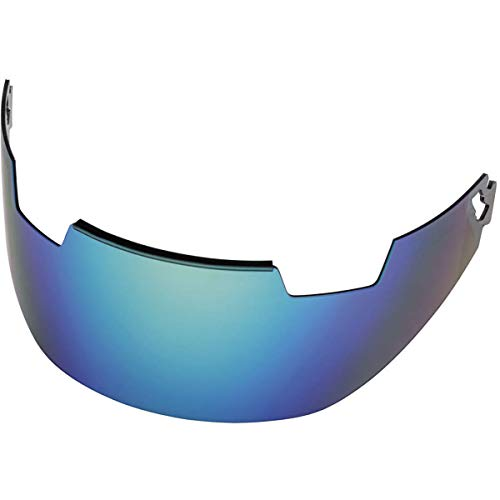 (Arai VAS-V Pro Shade System Shield Street Motorcycle Helmet Accessories - Blue Mirror/One Size)