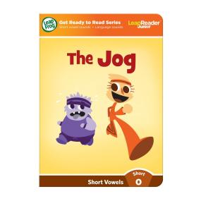 """The Jog"" features short vowel ""o"" sound."