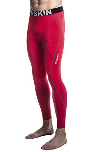 Shorts Lined Thermal (DRSKIN] Thermal Wintergear Fleece ColdGear Tight Thermal Compression Base Layer Long Sleeve Under Pants (HOT RE13, S))